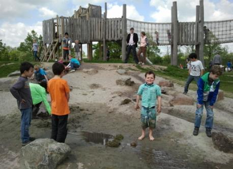 Maxima parc playground
