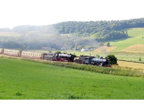 Steamtrain to Valkenburg