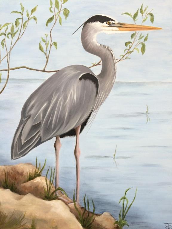 one of Tineke paintings