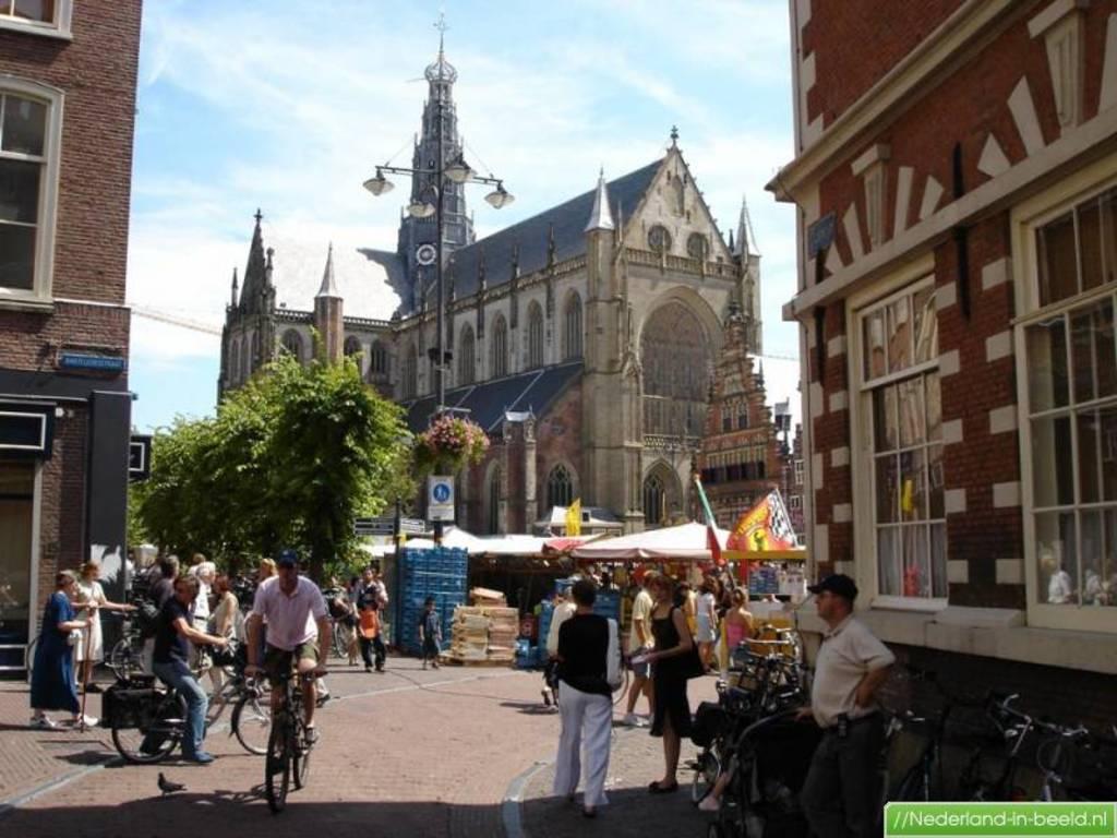 Haarlem, Grand Market