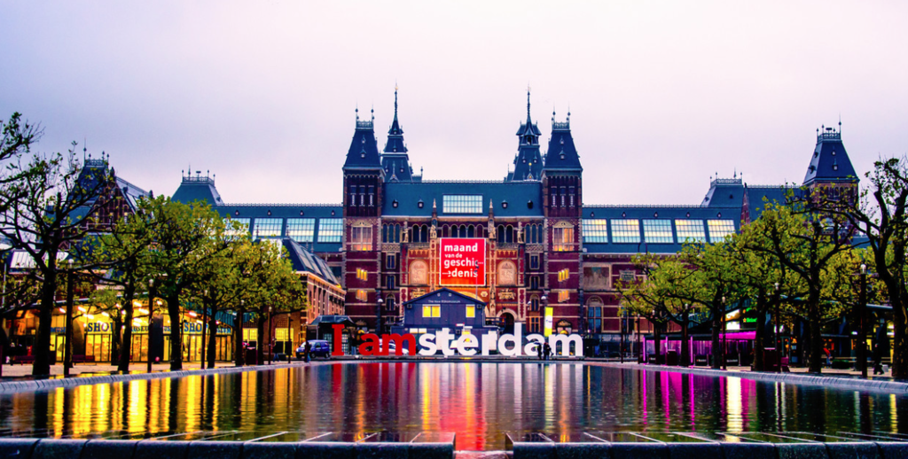 Amsterdam and the Rijksmusem