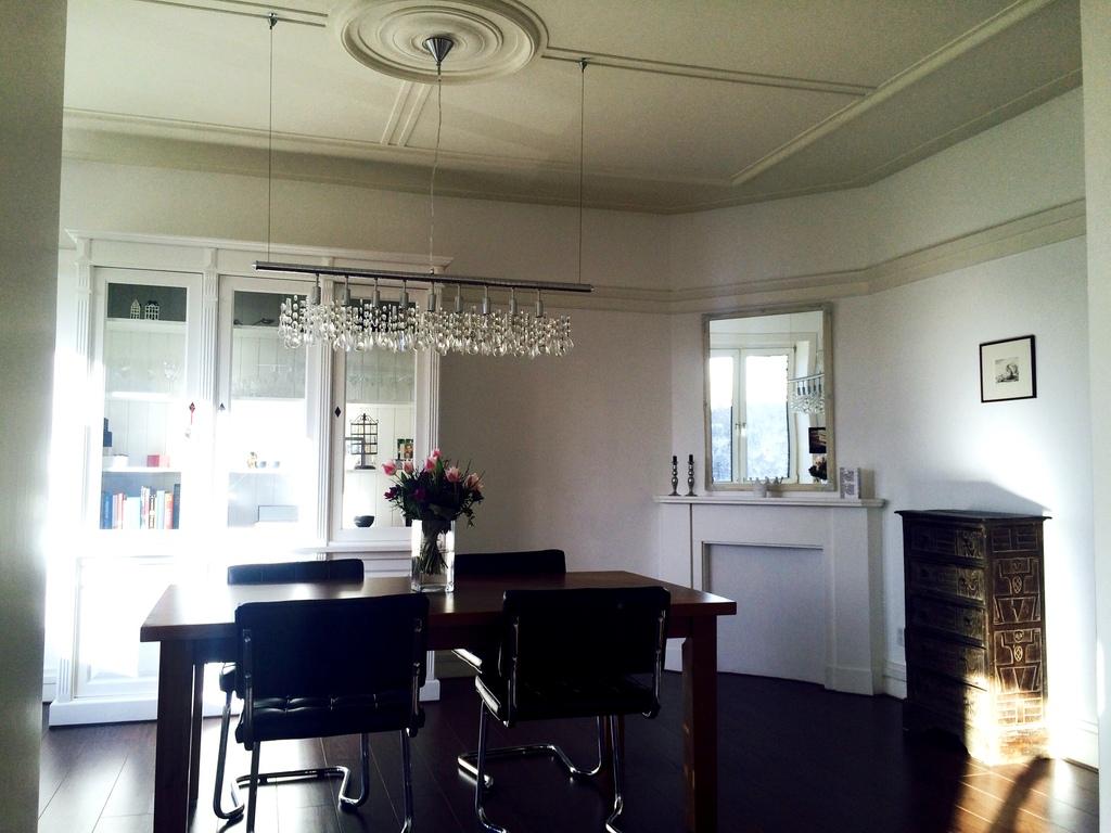 Dining room - ensuite