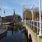 Enkhuizen: bridge across Oosterhaven