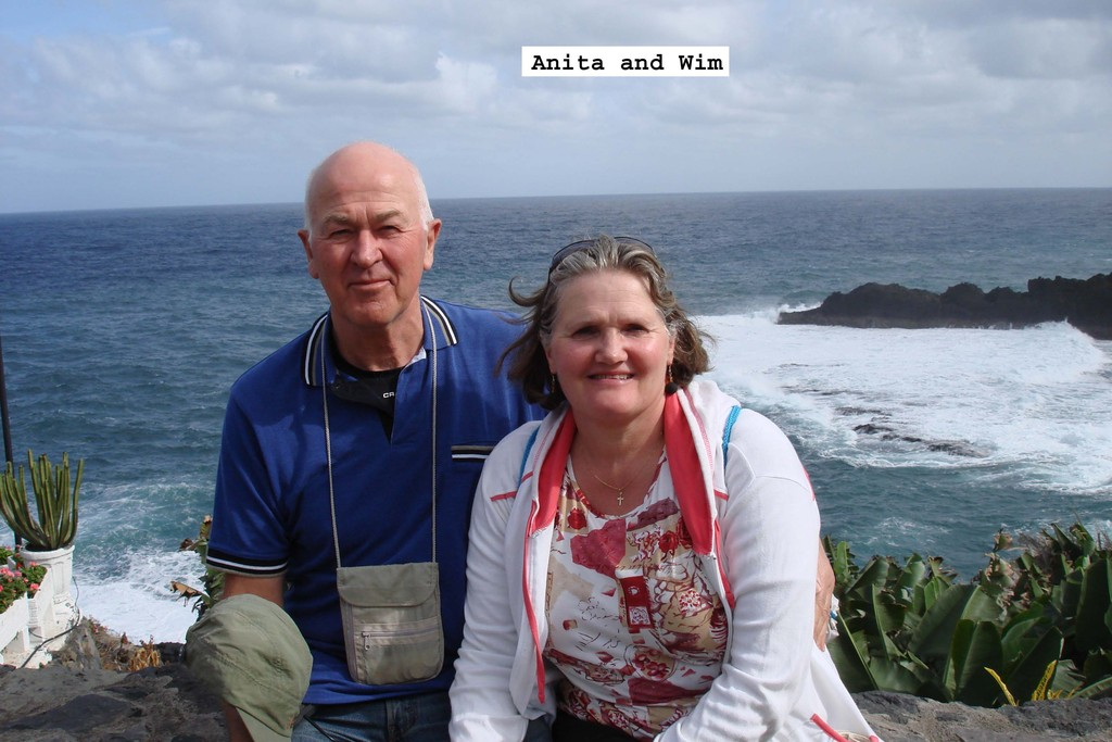 Anita and Wim