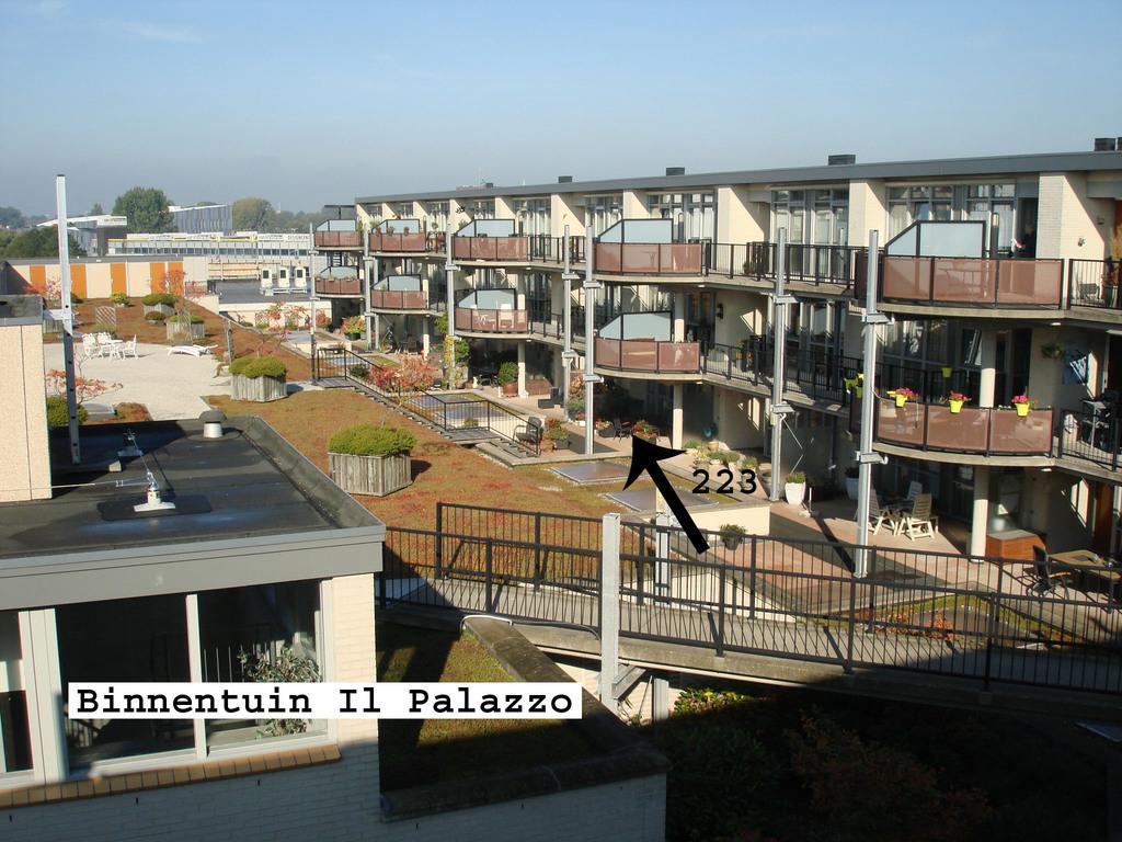 Court apartments Il Palazzo