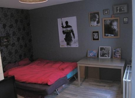 son's bedroom