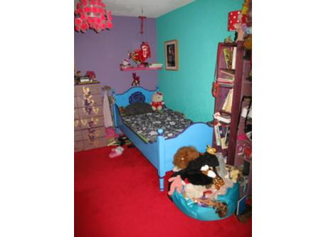 bedroom youngest daughter