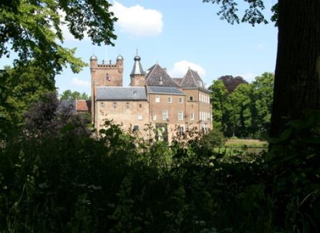 castle Slangenburg , 25 km
