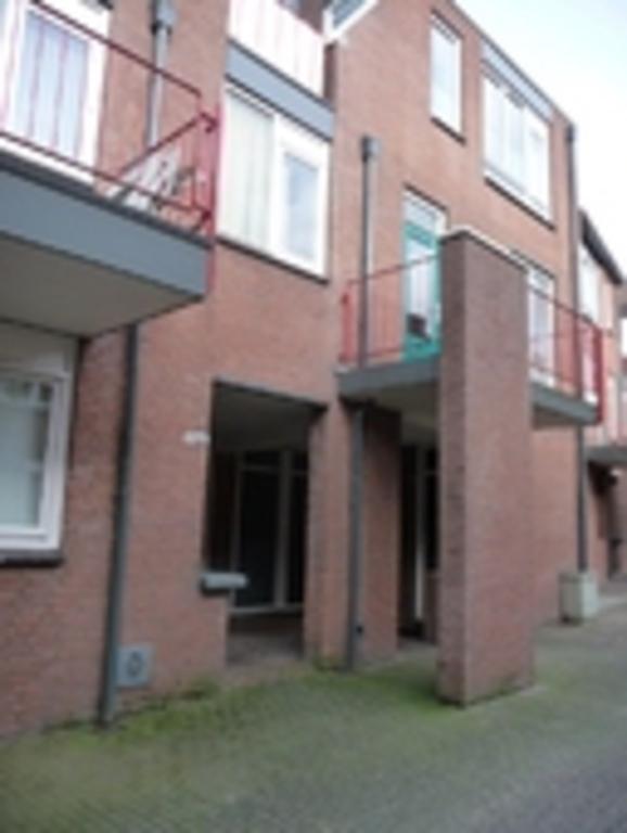 portiek woning in Davidstraat