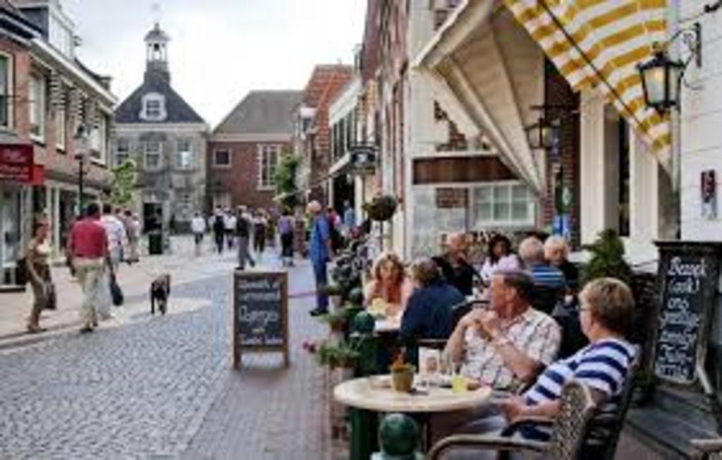 Delden, historic village (5 minute drive)