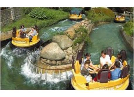 Amusement park Hellendoorn (20 minute drive)