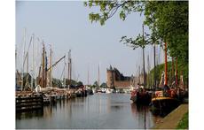 Muiden Harbor