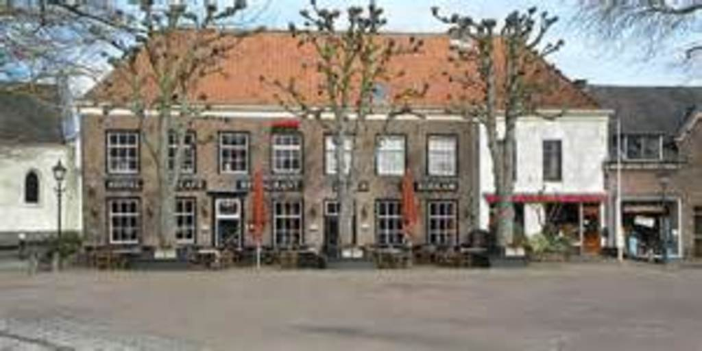 Houten, a big place next to Schalkwijk, where you can buy everything but where you also have nice restaurants, in the old town