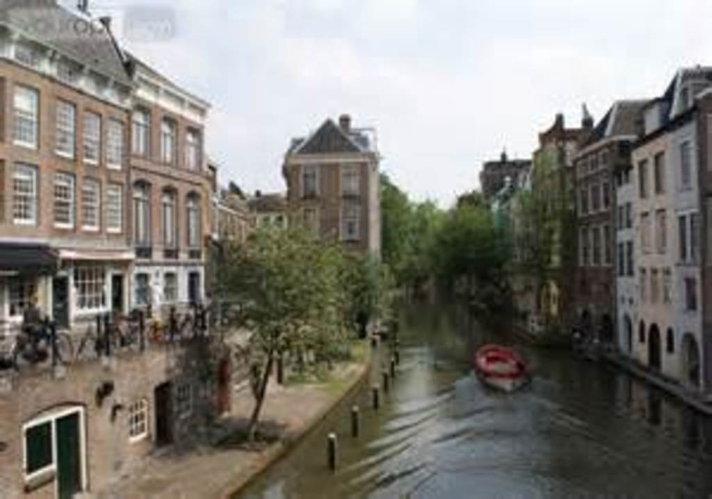 The city Utrecht, 20 Km from our house