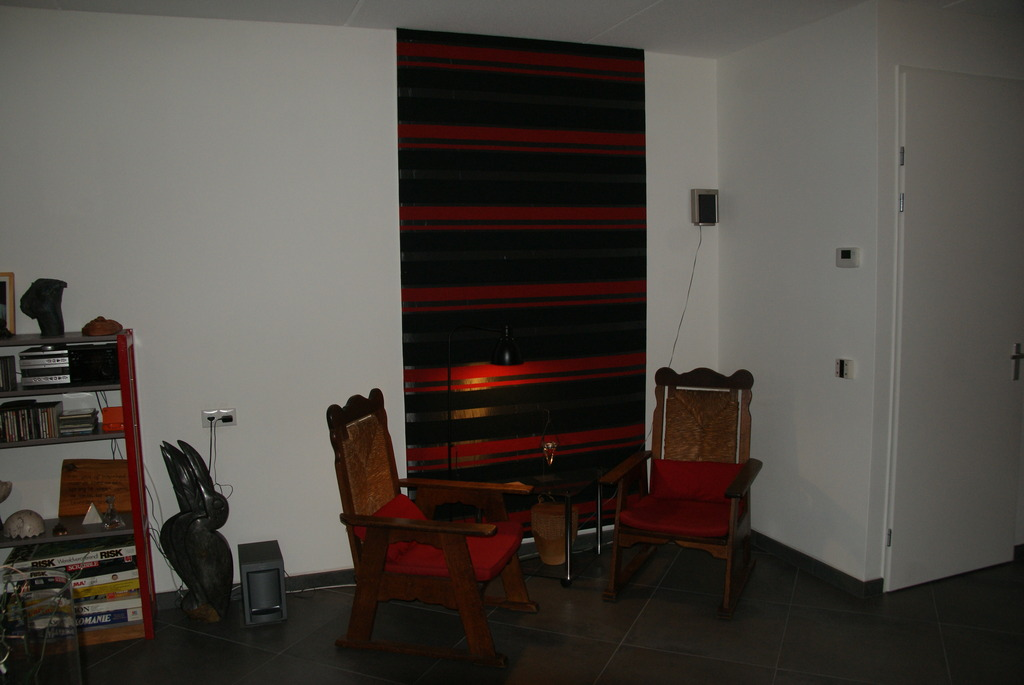 Reading corner ( first floor)