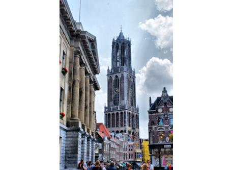 Utrecht city-centre
