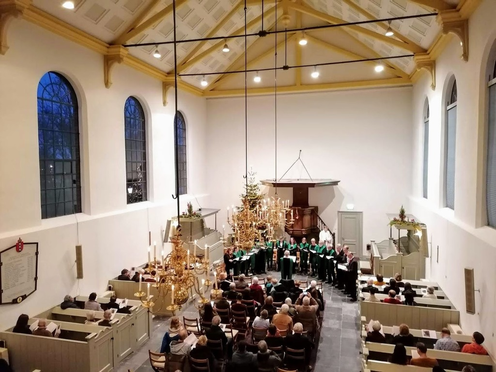 Old churche for concerts 5 minutes from house