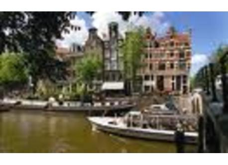 Amsterdam on a sunny day