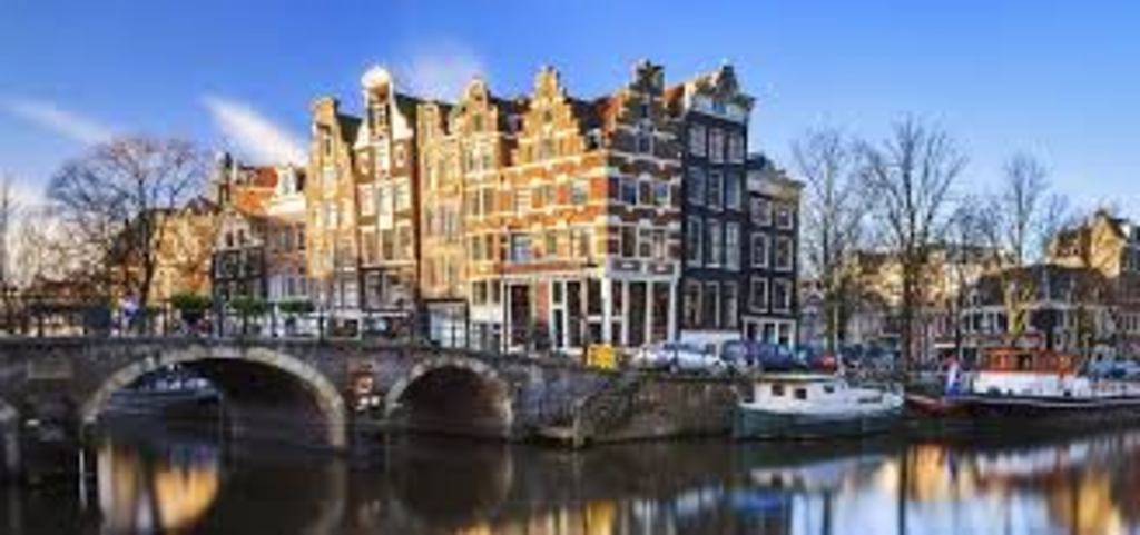 Amsterdam, only 40 minutes away either by car or train