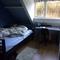 Boys bedroom upstairs, bed 1.20 m