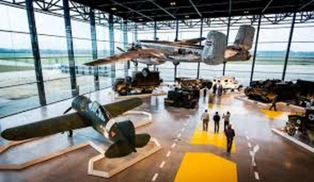 National Military Museaum, worth a visit, at only 10 minues BIKING!