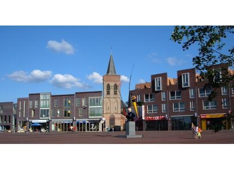 City center of Ede