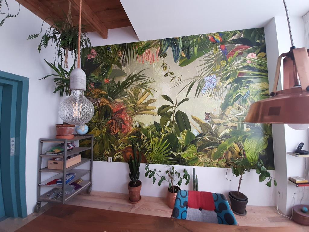 Wall livingroom