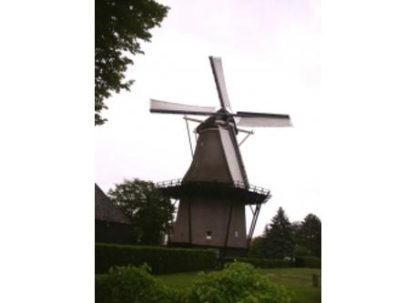 Windmill in our town