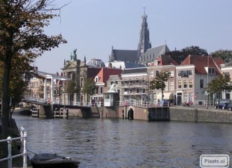 River Spaarne Haarlem