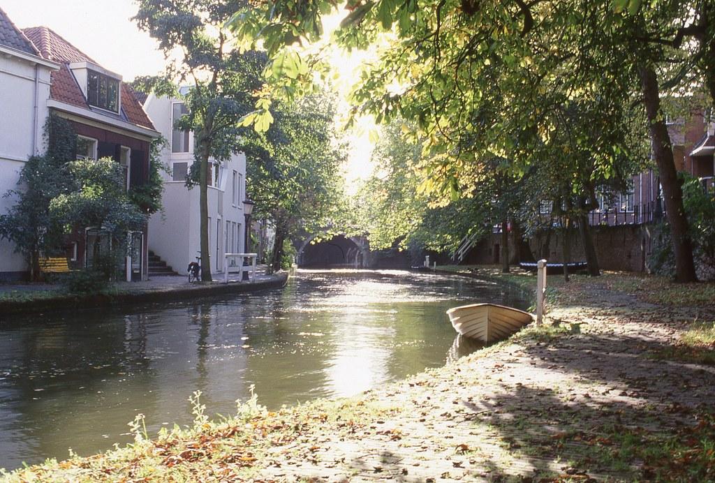 Werfkelders & Oude Gracht.