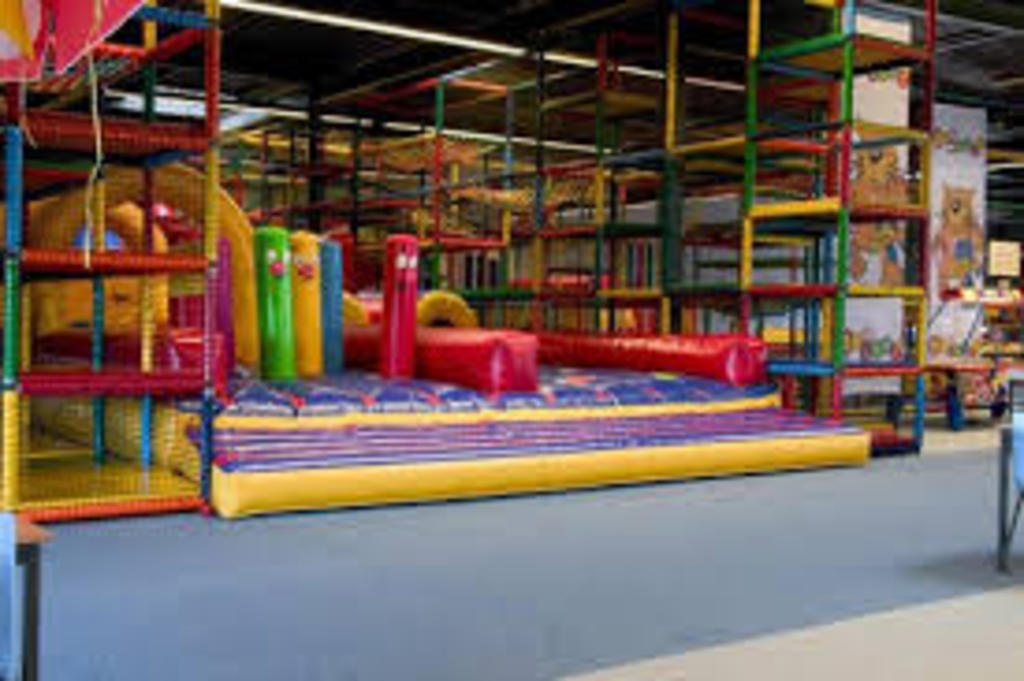 Playtime for kids at Ballorig