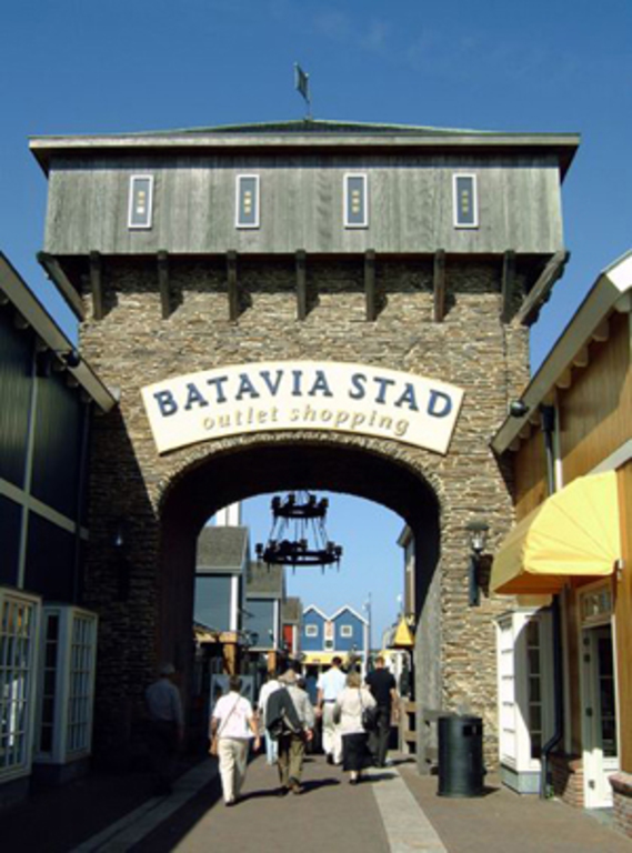 Shoppingcentre 'Bataviastad'