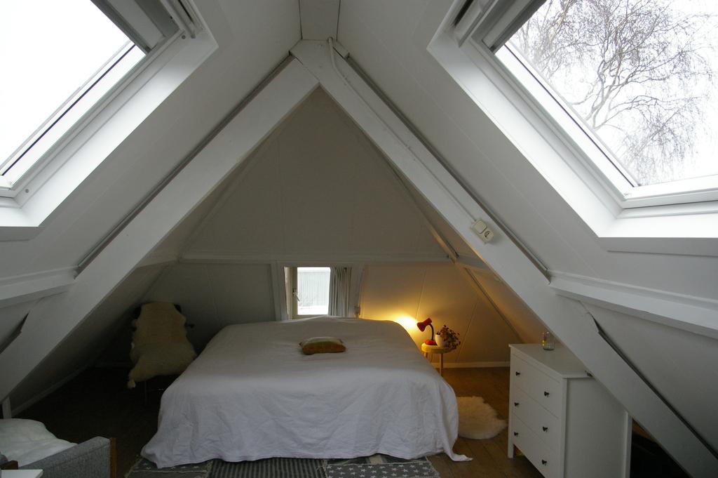 Sleepingroom attic