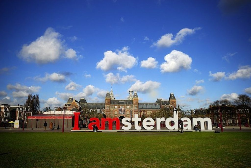 The capital city of the Netherlands is Amsterdam.