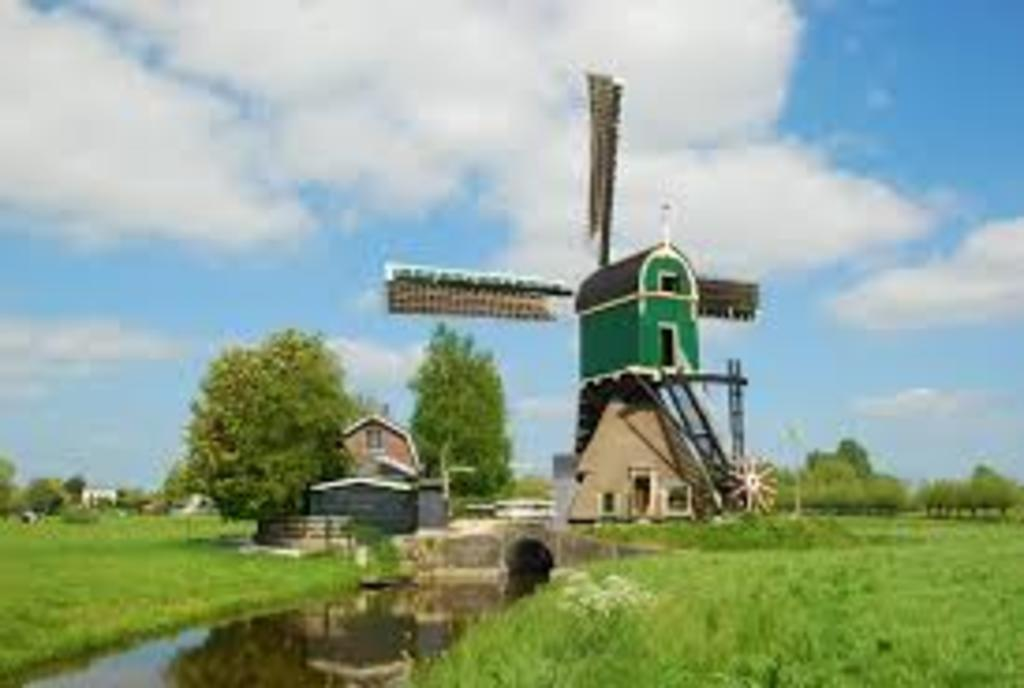 Our mill which is open for visitors a few times a week.