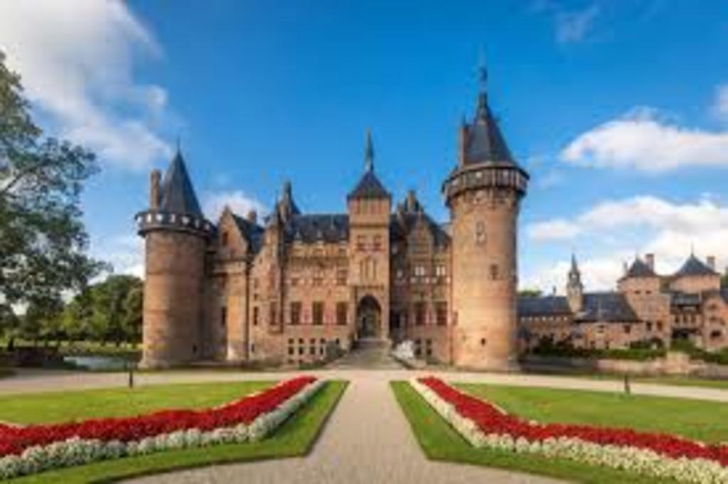 Castle ter Haar in Haarzuilen
