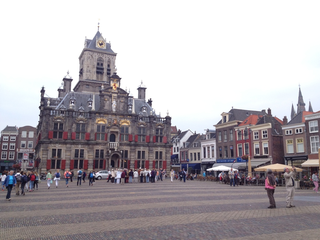 Delft Old Town House