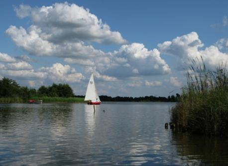 Reeuwijke Plassen; only 5 minutes from our house
