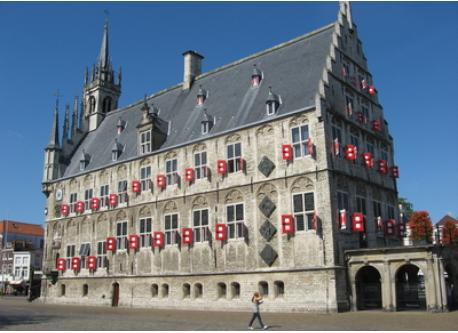 Townhall of Gouda