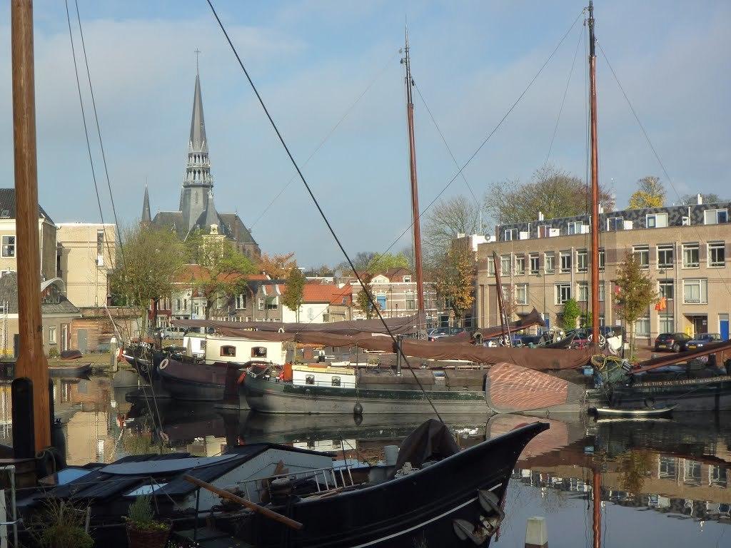 museum harbour Gouda