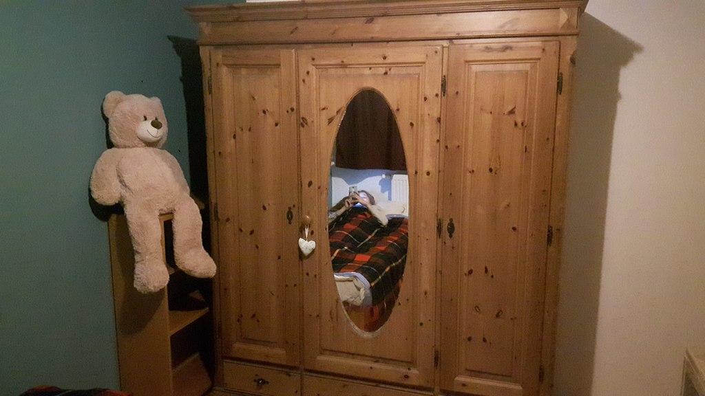 Deirdre's room