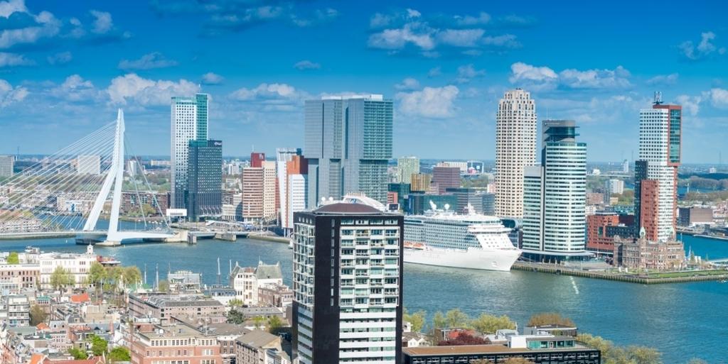 Rotterdam 20 min.