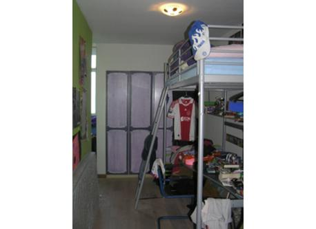 Morris' bedroom