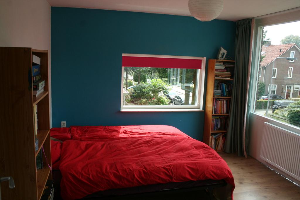 Logies bedroom