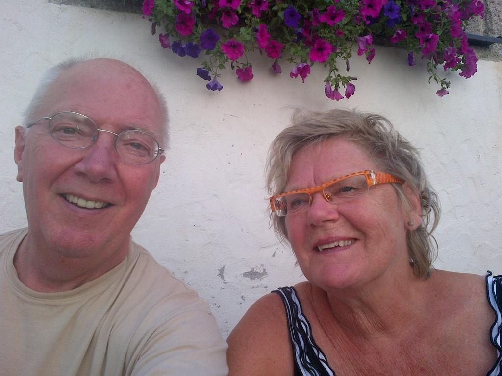Bert and Carla