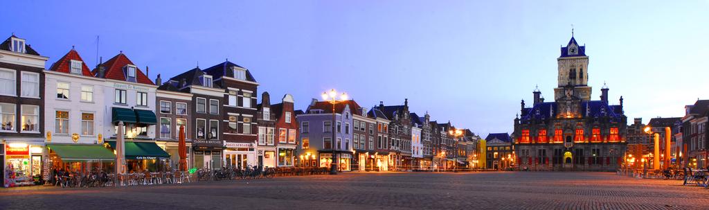 Marketsquare in Delft