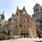 The historic citycentre of Delft
