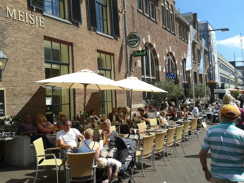 Arnhem, market square