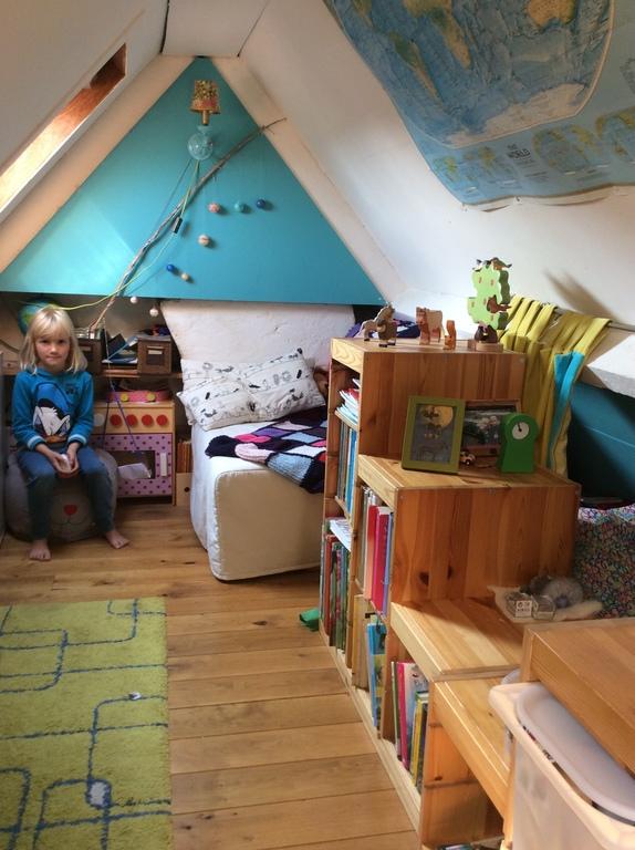 Vera's bedroom.