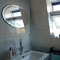 The bathroom is recently renewed